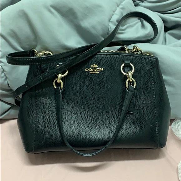 Handbags - Coach Black Purse